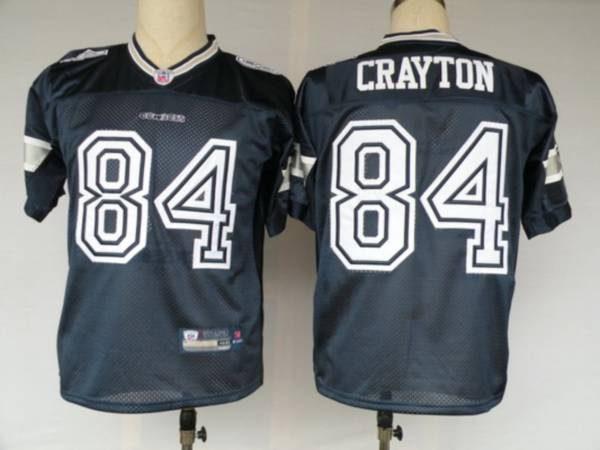 Cowboys #84 Patrick Crayton Blue Stitched NFL Jersey | Cheap Nike ...
